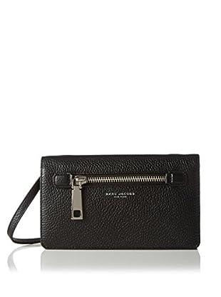 Marc Jacobs Bandolera Wallet Leather Strap