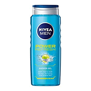 Nivea Power Refresh Shower Gel, 500ml