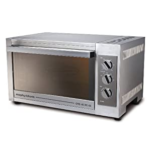 Morphy Richards 40 RCSS Toaster Grill Oven