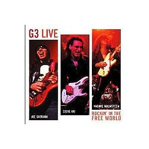 G3 Live Rockin' In The Free World