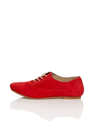 Springfield Blucher Piel (Rojo)