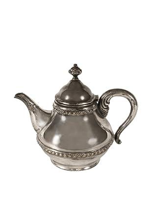 Ballerup Silver Plate Tea Pot 4778, Silver, 9X6.5X7
