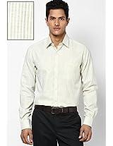 Checks Olive Formal Shirt Copperline