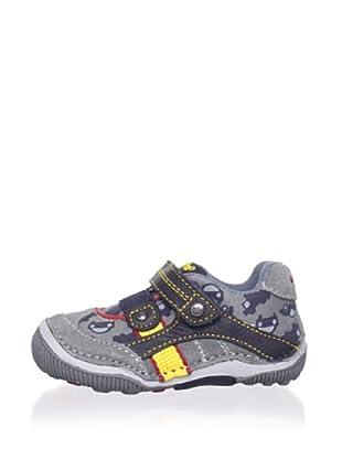 Stride Rite Kid's Kids SRT Paul Sneaker (Toddler) (Navy/Grey/Sun)