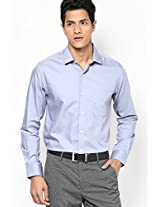 Light Grey Full Sleeve Formal Shirt Peter England
