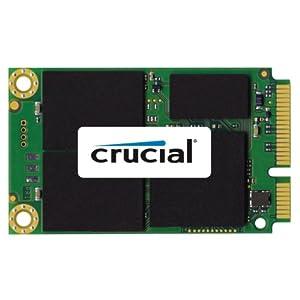 Crucial M500 120GB mSATA Internal Solid State Drive CT120M500SSD3