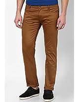 Khaki Slim Fit Jeans