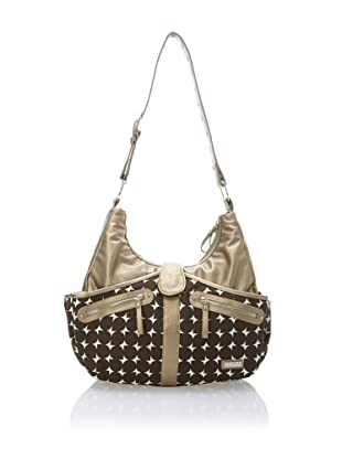 JJ Cole Swag Diaper Bag, Bronze Drop
