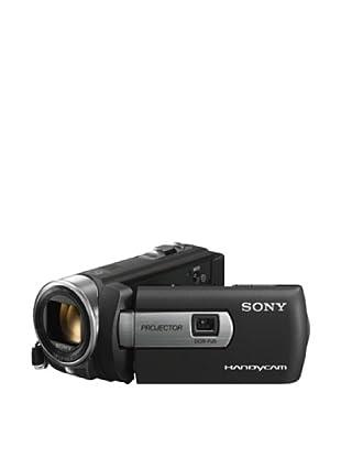 Sony DCRPJ5EB Videocámara SD con proyector incorporad