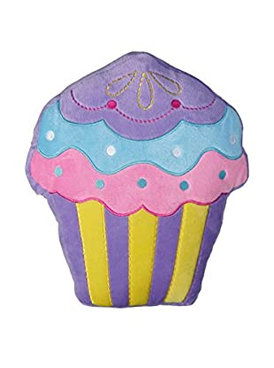 Kissen Cake lila