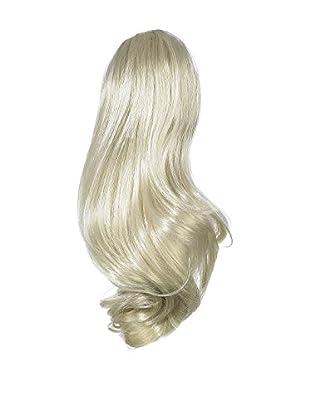 Love Hair Extensions Kunsthaar-Pferdeschwanz Percilla mit Krokodilklemme 40,6cm 16 Sahara Blonde