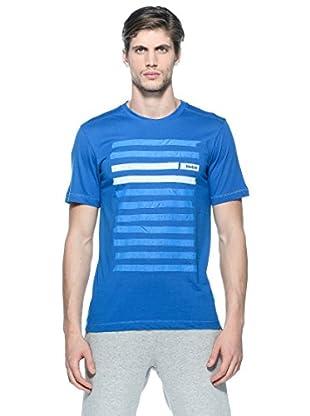 Reebok Camiseta Tee (Azul)