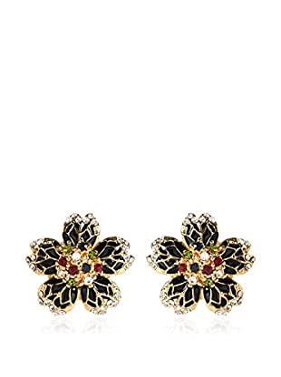 Amrita Singh Pendientes Floral Nikki