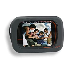 Sylvania 2GB Video MP3 Player with Full Color Screen (Black)