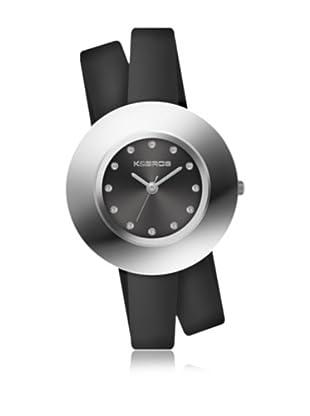K&Bros  Reloj 9187 (Negro)