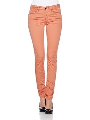Selected Pantalón Annie (Naranja Claro)