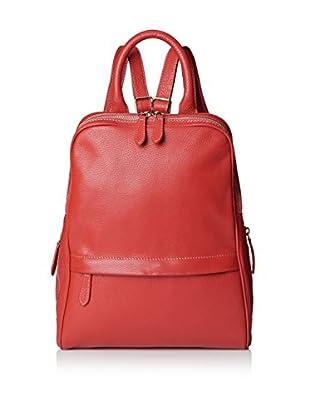 Merci Marie Women's Rene Backpack, Red