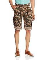 WYM Men's Cotton Shorts