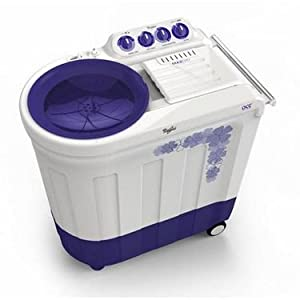 Whirlpool 8 Kg ACE80A Top Loading Semi-Automatic Washing Machine-Royal Purple
