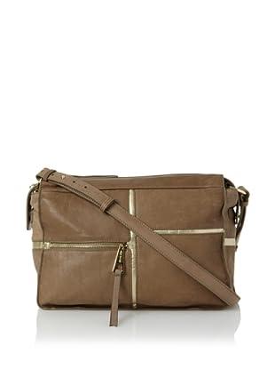 Kelsi Dagger Women's Andrej Shoulder Bag (Taupe Metallic)