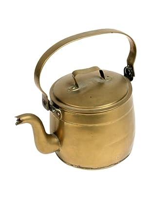 Brass Kettle, Gold