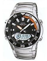 Casio Youth Analog-Digital Black Dial Men's Watch - AMW-710D-1AVDF (AD162)