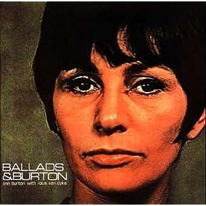 ♪バラード&バートン /アン・バートン | 形式: CD