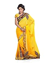 Chirag Sarees Designer Partywear Bridal Marriage Collection 7266-A