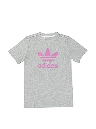 adidas Camiseta J Trefoil Tee G