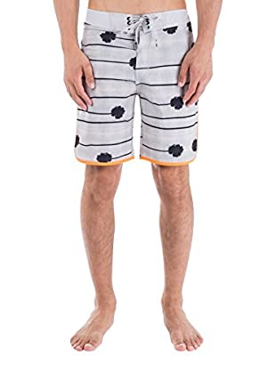 Hurley Boxer da Bagno Phantom Block Party Palmera
