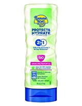 Banana Boat Protect and Hydrate Sunscreen Lotion Spf 50, 6 Ounce