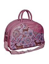 Mee Mee Multifunctional Diaper Bag (Pink)
