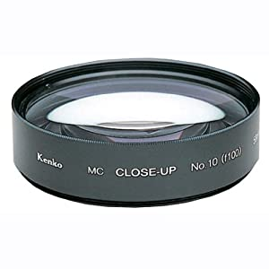 Kenko カメラ用フィルター MC クローズアップレンズ No.10 49mm 近接撮影用 349939