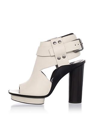 Calvin Klein Collection Women's Salome Platform Sandal (Chalk)
