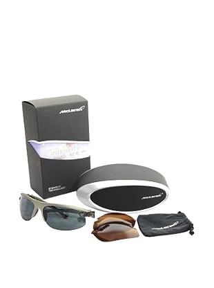 Mclaren Gafas de Sol MPS-004-CA-2171-INTE Plata / Negro