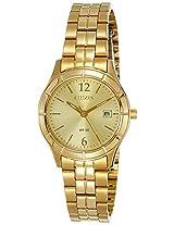 Citizen Analog Gold Dial Women's Watch - EU6042-57P