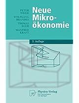Neue Mikroökonomie (Physica-Lehrbuch)