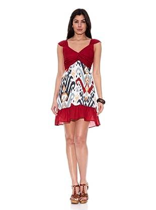HHG Vestido Kristy (Rojo)
