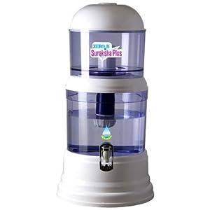 Zero B Suraksha 15Ltr Storage Water Purifier