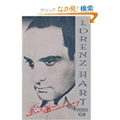 Lorenz Hart: A Poet on Broadway