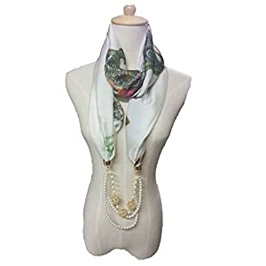 Alekhya White Snood