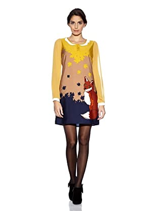 Yumi Original Kleid (Mustard)