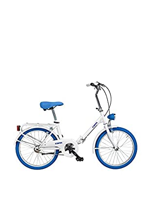 Linea Fausto Coppi Fahrrad RPX20000.35BB weiß/blau