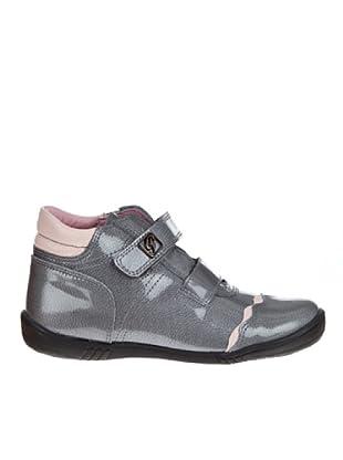 Pablosky Botines Trabilla (gris)