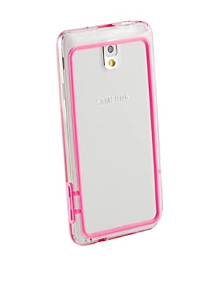 Beja Bumper Rosa Transparente para Samsung Galaxy Note 3
