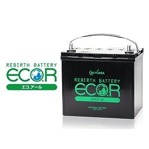 【クリックで詳細表示】GSYUASAエコアール 国産車用バッテリー ECT 40B19L