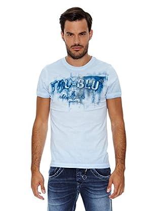 Pepe Jeans London Camiseta Blu (Azul Claro)