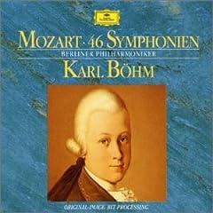 ベーム指揮 モーツァルト 46交響曲集の商品写真