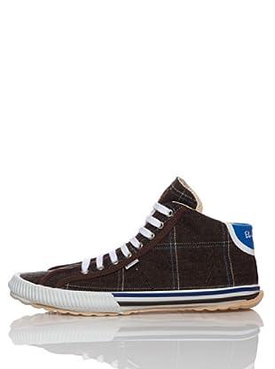 El Ganso Zapatos Midboot College (Marrón)