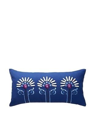 Echo Jakarta Decorative Pillow, Indigo